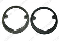 1964-66 Backup Lamp to Body Gaskets