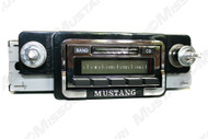 1964-1978 Ford Mustang AM/FM Radio Custom Autosound USA-630