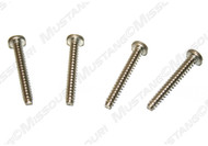 1969-70 Backup Light Lens Screws