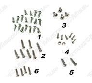 1968 Ford Mustang convertible interior screw kit.