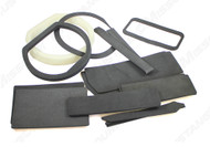 1969-70 Heater Seal Kit w/AC
