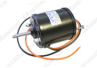1969-1973 Ford Mustang heater blower motor for models without factory in-dash air conditioning.