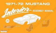 1964-72 Interior Assembly Manual