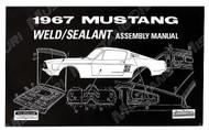1964-72 Weld & Sealant Assembly Manual