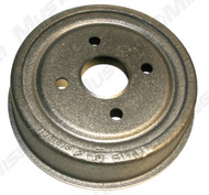 1967-1970 Ford Mustang front brake drum, each.  Size: 9 inch diameter. For all 6 cylinder Mustang.  Fits left or right side.