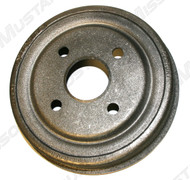 1964-1970 Ford Mustang rear brake drum, each.