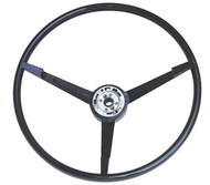 1964 Ford Mustang steering wheel.