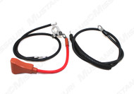 1966 Battery Cable Set 8 Cyl