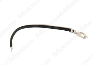 1968-1969 Ford Mustang engine ground strap for 390 & 428 CJ.