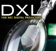 USHIO DXL-41SN2 Xenon Projector Lamp (5002228)