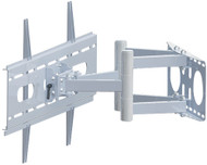 A-V Mounts Classic Plasma Series Articulating Dual-Arm Wall Mount