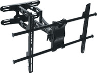 A-V Mounts Classic Plasma Series Articulating Dual-Arm Heavy-Duty Wall Mount
