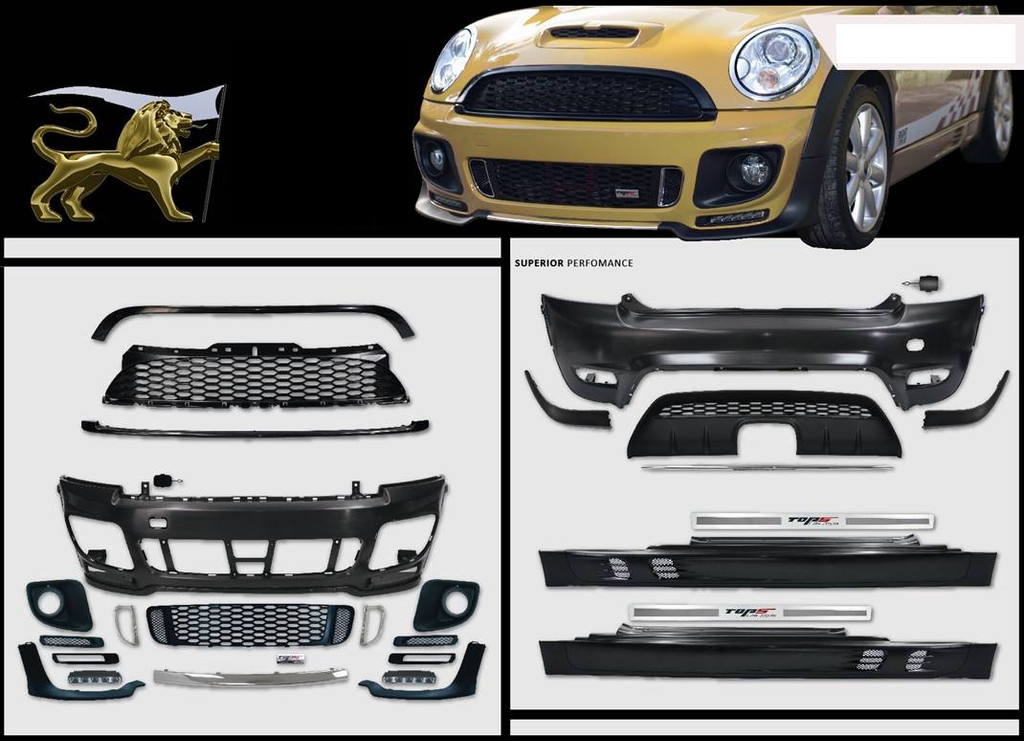 Mini Cooper R56 Cooper S Body kit