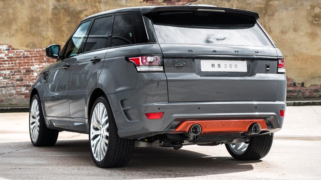 Range Rover Sport Kahn 400 LE Styling Package