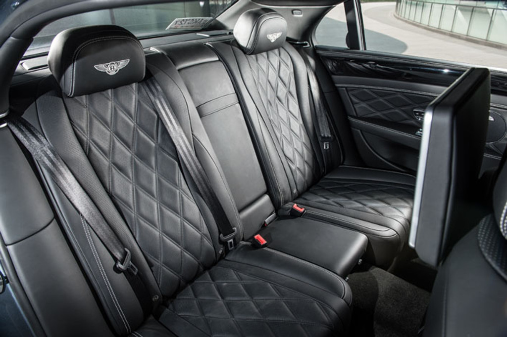 Bentley GT Leather Re Trim