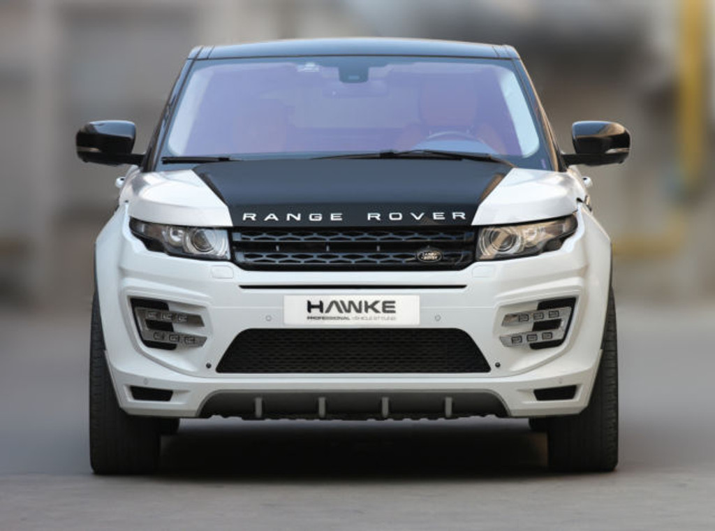 Range Rover Evoque SVR Body Kit