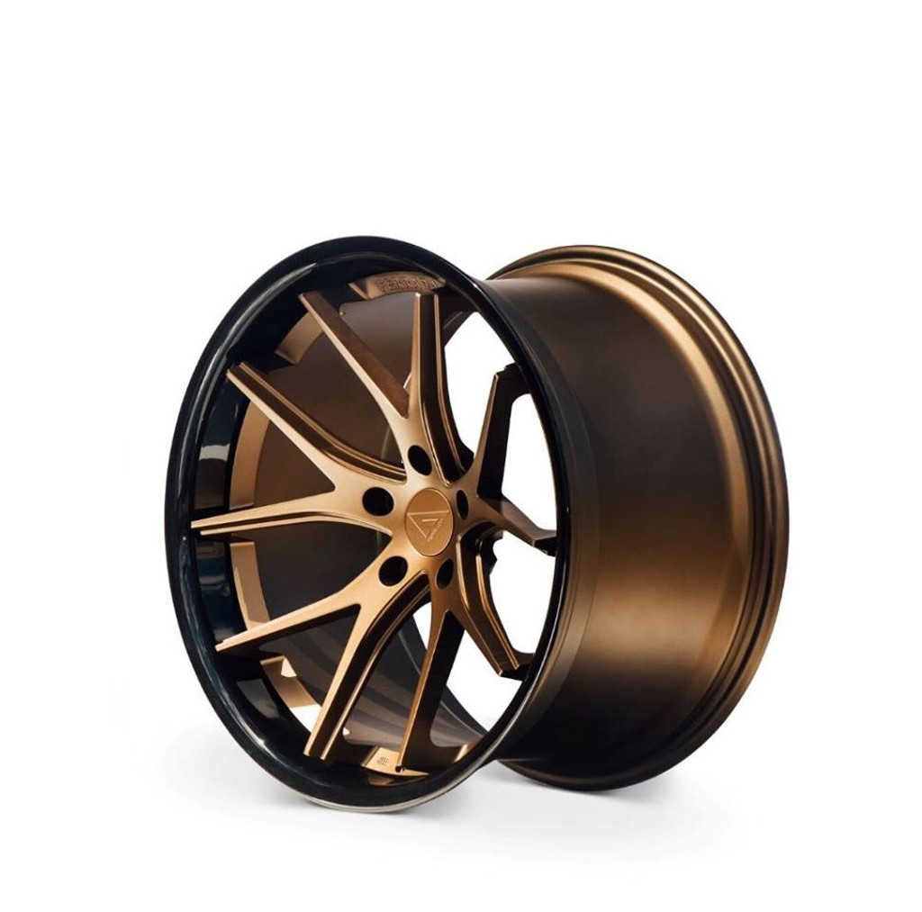 Ferrada Fr2 9 X 20 Quot Alloy Wheels Bronze Edition Meduza