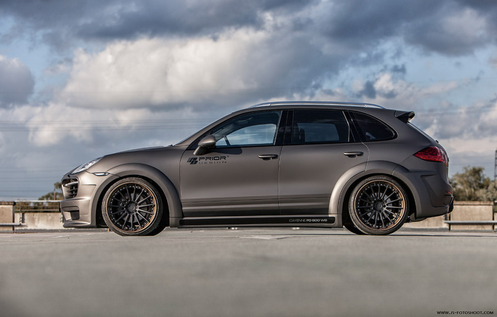 Prior Design  PD600 Porsche Cayenne 958 Bodykit