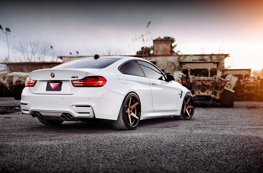 """20"""" Ferrada FR3 Alloy Wheels BMW M4"""