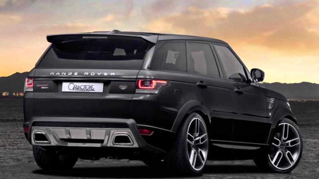 Range Rover Sport L494 Caractere Body Kit