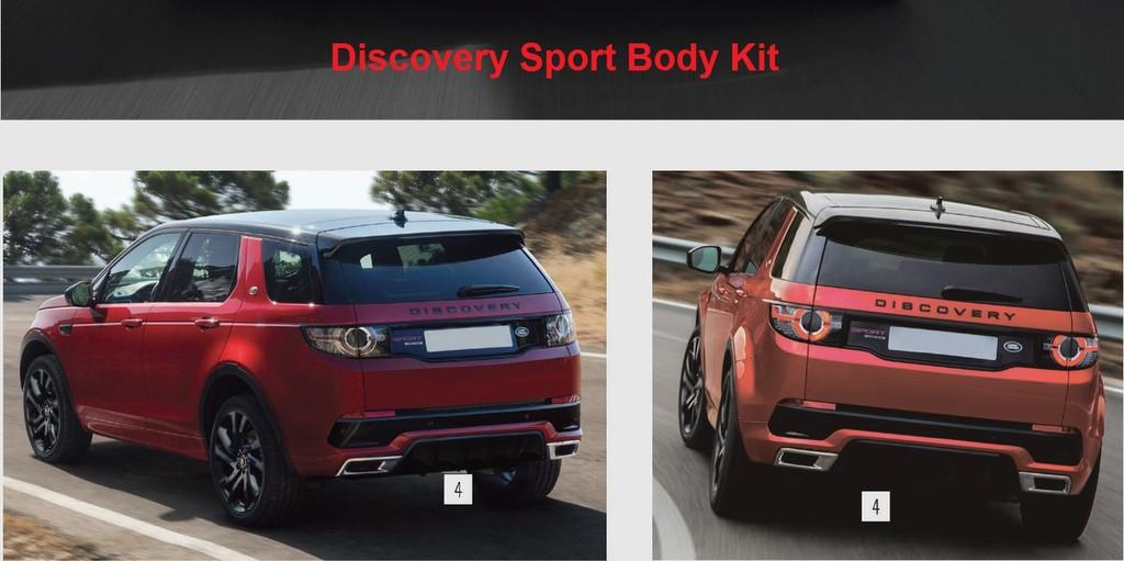 Discovery Sport L550 Body Kit