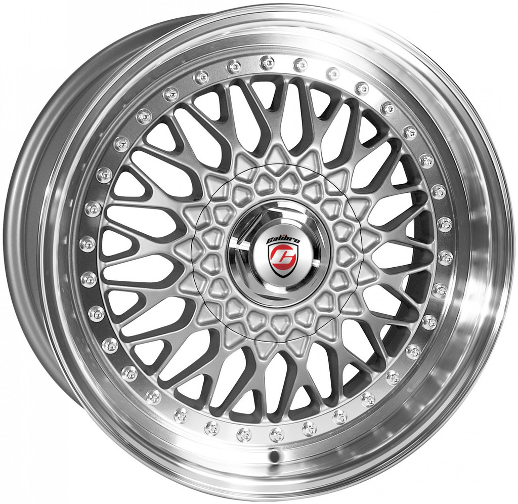 "17"" Calibre Vintage Alloy Wheels"