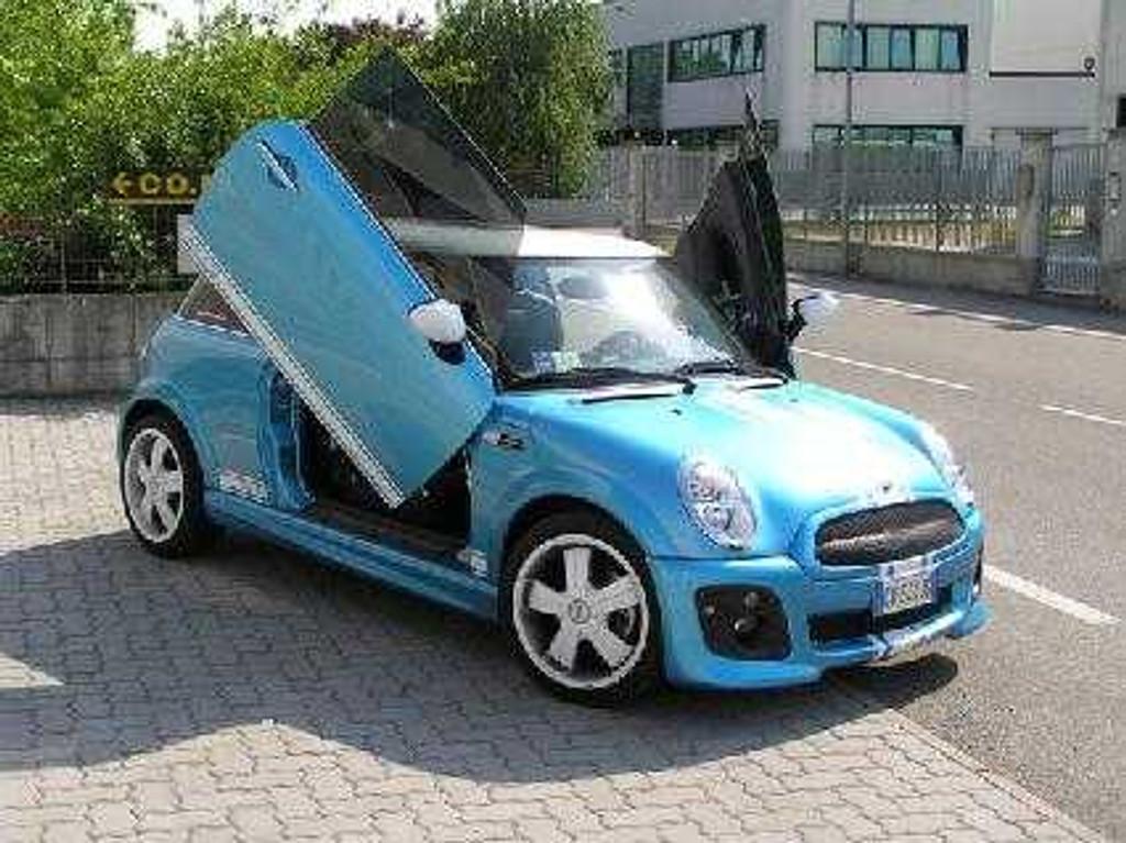 BMW Mini Cooper LSD Door Conversion Kit