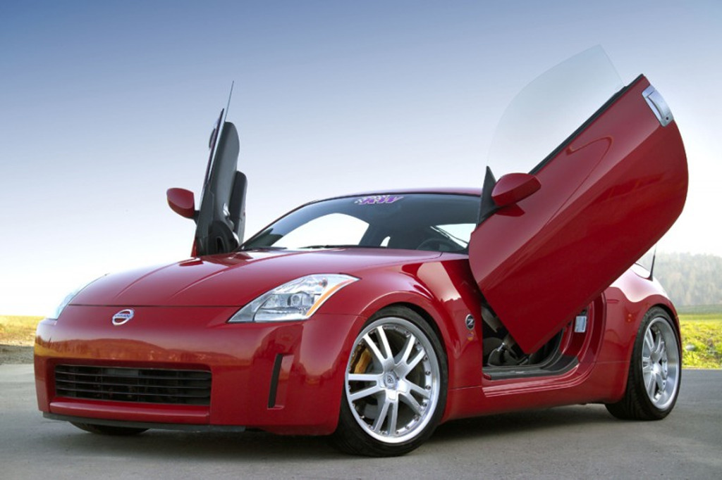 Nissan 350Z Z33 LSD Door Conversion Kit