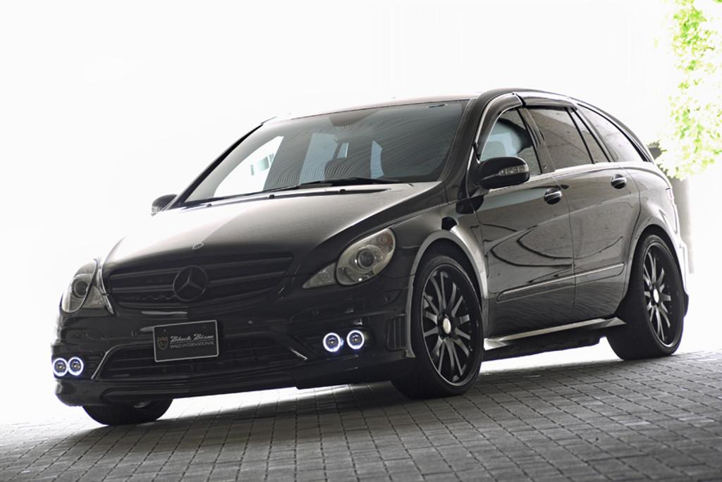 Mercedes Benz R-Class W251 Sports Line Black Bison Edition Wald International Body Kit