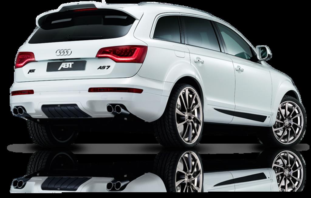 Audi Q7 ABT Body Kit