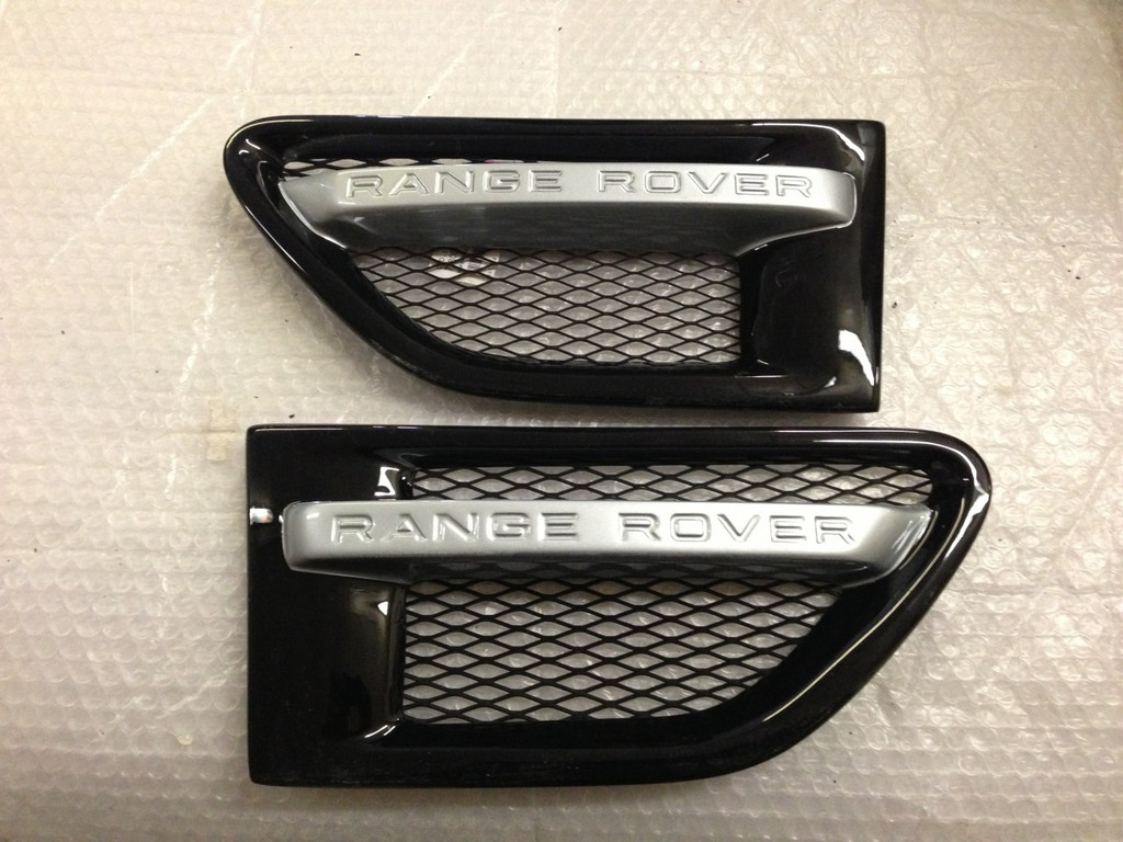 Range Rover Sport Autobiography Side Vents 2005-2009