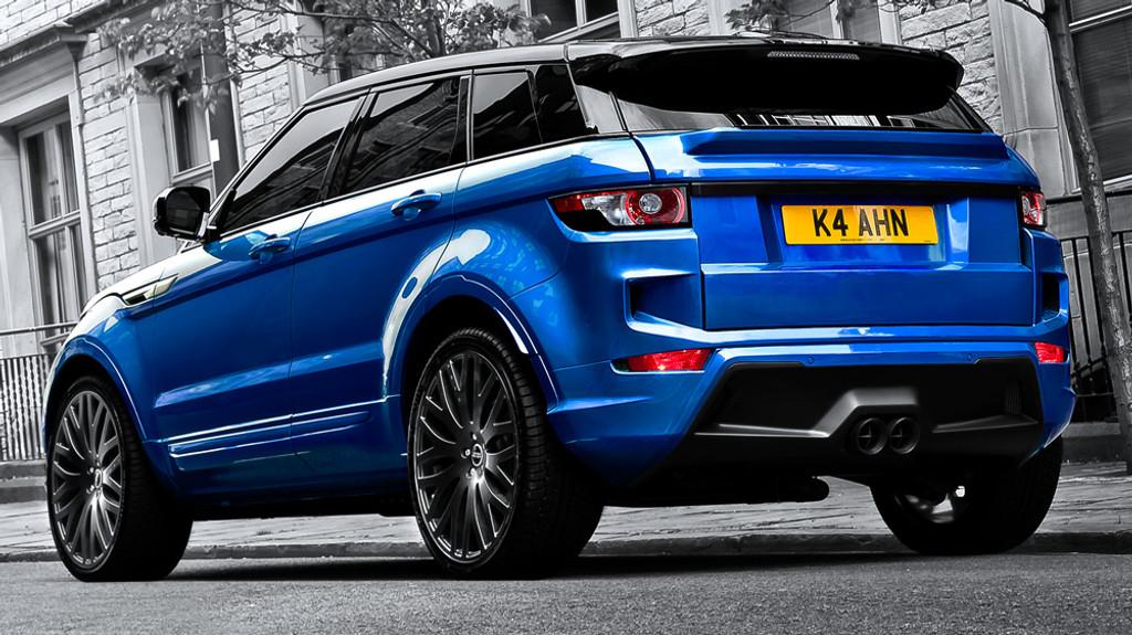 Range Rover Evoque Kahn RS250 Body Kit
