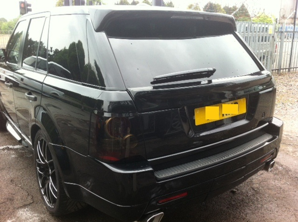range rover sport autobiography style bodykit 2010 2012 meduza design ltd. Black Bedroom Furniture Sets. Home Design Ideas
