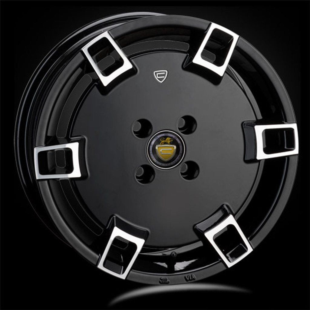 Cades Jadis Alloy Wheels