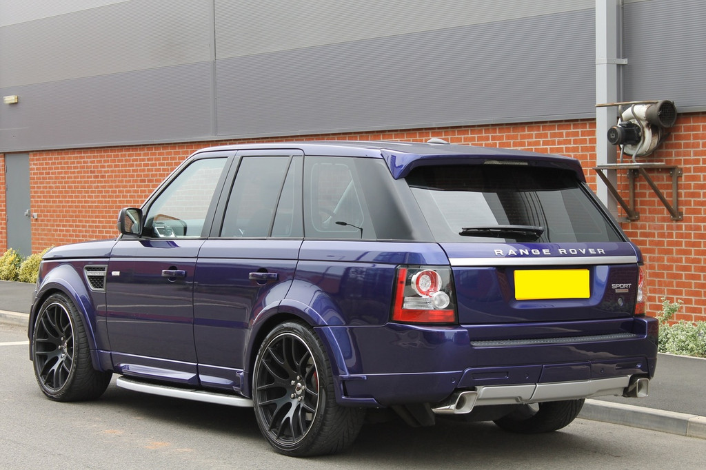 Range Rover Sport Autobiography & RS Fender Pack Bodykit 2010-2013