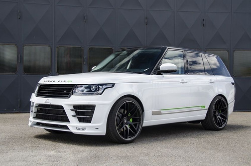 Range Rover Vogue Lumma Design Body kit CLR-SR