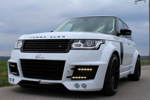 Range Rover Vogue Lumma CLR R Body kit