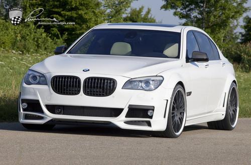 BMW 7 Series Lumma CLR 750 Body kit