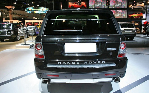 Range Rover Sport Autobiography Style Rear bumper PU 2005-2013