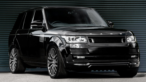 Range Rover - 2013 Model Onward - RS600 Wide Arch Package