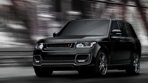 Range Rover 2013 Model Onwards KAHN 600 LE Package
