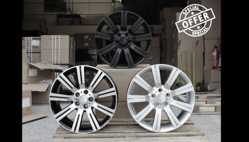 20 Stormer Alloy Wheels