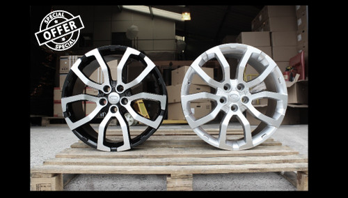 20 LRX Alloy Wheels