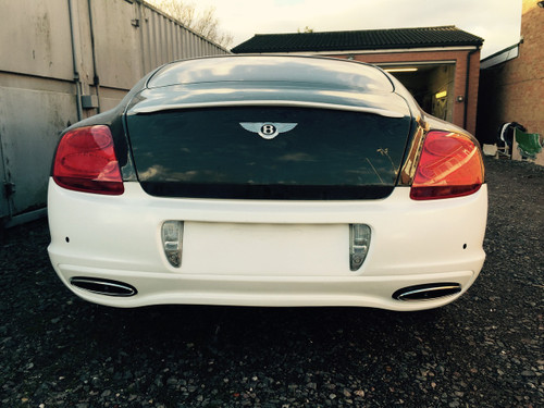 Bentley GT Supersport Body kit Conversion