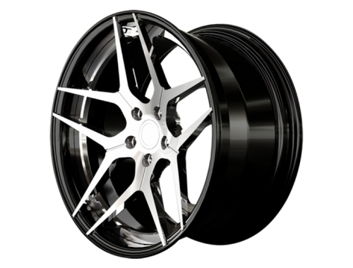 "22"" US-07 D2 Forged Alloy Wheels"