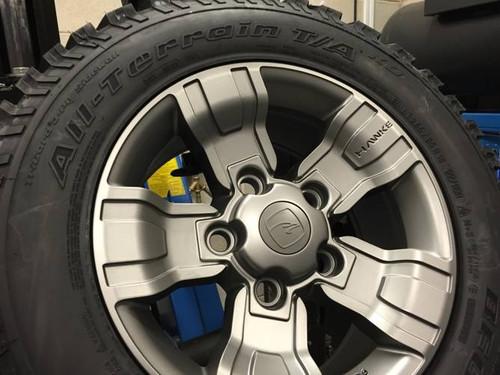 """18"""" Hawke Osprey Alloy Wheels"""