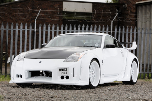 Nissan 350Z Veilside Body Kit
