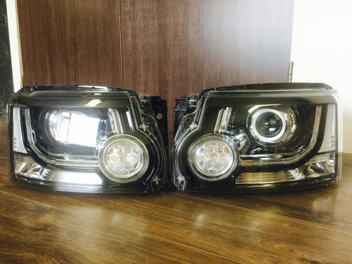 Land Rover Discovery 4 Signature Black Edition Headlights L319