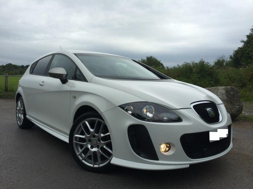 Seat Leon Cupra BTCC Body Kit 10-12