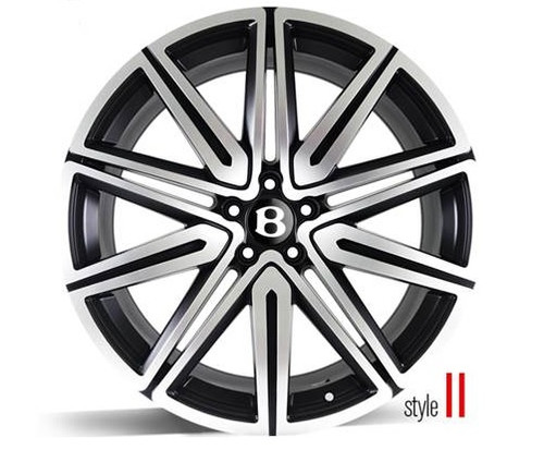 "21"" SSR Alloy Wheels Bentley Continental GT"